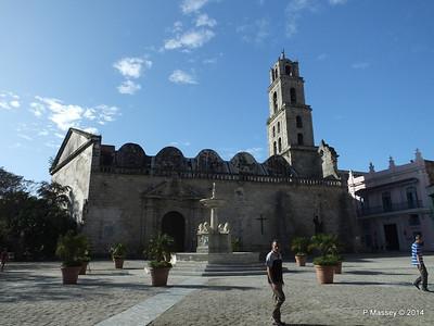 Basilica Menor de San Francisco de Asis Havana 03-02-2014 09-22-07