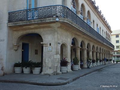 Hotel Santa Isabel Plaza de Armas Havana 03-02-2014 09-06-55