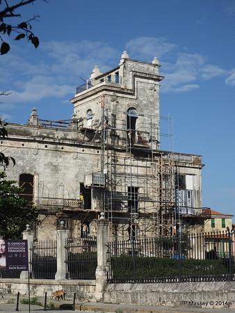 Palacio del Segundo Cabo under renovation 03-02-2014 09-06-26