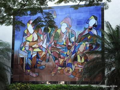 Simón Bolívar Park Havana 03-02-2014 09-30-03