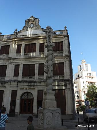 Casa de Cambio Plaza de San Francisco Havana 03-02-2014 09-24-27