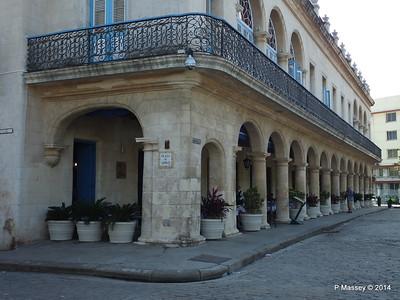Hotel Santa Isabel Plaza de Armas Havana 03-02-2014 09-06-52