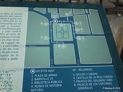 Map Plaza de Armas Havana 03-02-2014 09-05-48