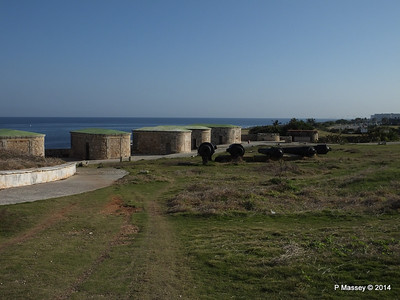 Fortification Cannons & Grounds El Morro 01-02-2014 09-21-42