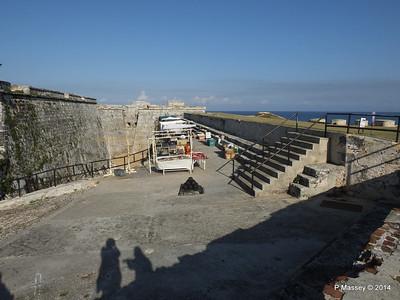 El Morro Souvenir Stalls 01-02-2014 09-15-08