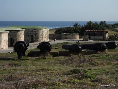 Fortification Cannons & Grounds El Morro 01-02-2014 09-21-46