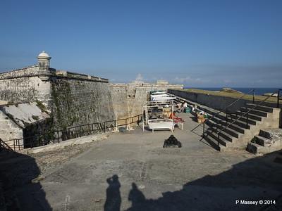 El Morro Souvenir Stalls 01-02-2014 09-15-00