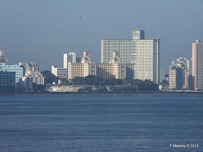 Hotel Nacional de Cuba from El Morro 01-02-2014 09-24-40