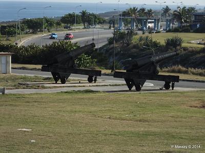 Cannons El Morro 01-02-2014 09-21-01