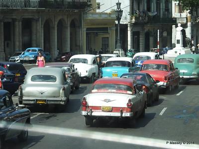 Cars Paseo de Marti Parque Central 01-02-2014 13-21-50