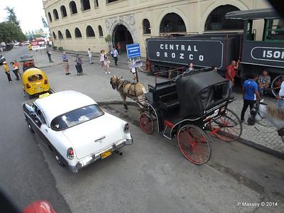 Locomotiv 1501 Horse Carriage Craft Market 01-02-2014 13-01-24
