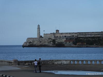 El Morro from Avenida del Puerto 01-02-2014 13-07-04