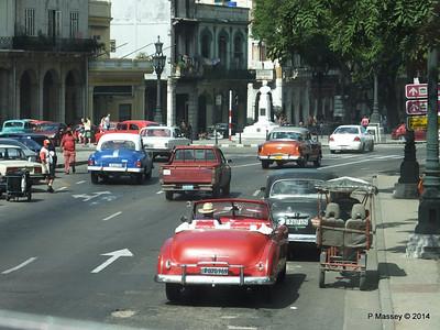Cars Paseo de Marti Parque Central 01-02-2014 13-21-00