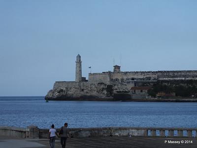 El Morro from Avenida del Puerto 01-02-2014 13-07-07