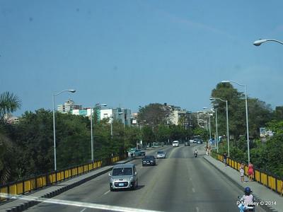 Avenida 23 back over Rio Almendares 01-02-2014 14-33-07