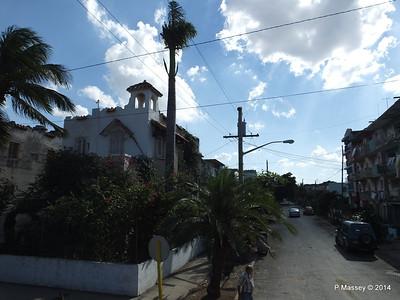 Route back to Rio Almendares 01-02-2014 14-26-05