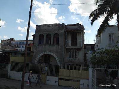 Route back to Rio Almendares 01-02-2014 14-26-07