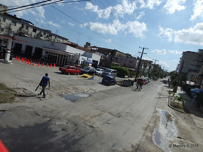Route back to Rio Almendares 01-02-2014 14-28-11