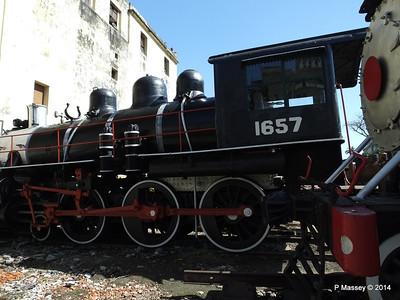 Locomotive 1657 Alco 1502 Vulcan R 01-02-2014 11-35-12