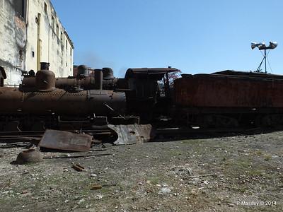 Locomotive 1347 Baldwin Tender 1701 Loco 1702 Vulcan 01-02-2014 11-32-08