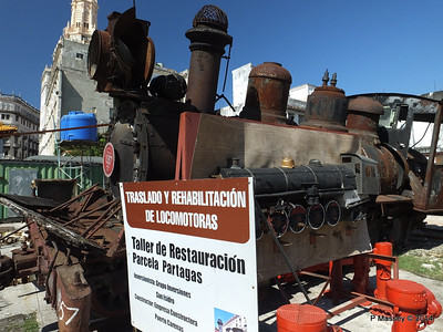 Restoration Details with Locomotive 1357 Baldwin 01-02-2014 11-28-31