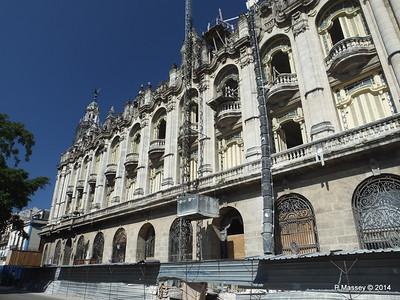 Gran Teatro of Havana 01-02-2014 11-16-17