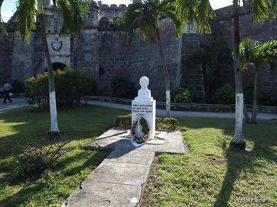 Castillo de la Real Fuerza to Palacio de las Ursulinas 01-02-2014 15-28-43