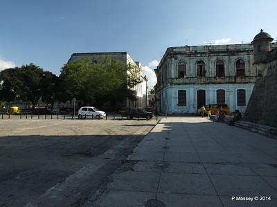 Castillo de la Real Fuerza to Taxis rank 01-02-2014 15-29-32