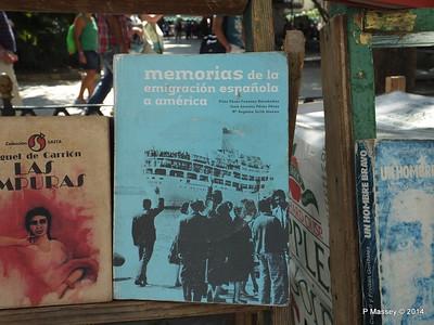 Book Market Plaza de Armas Havana 10-02-2014 11-42-55