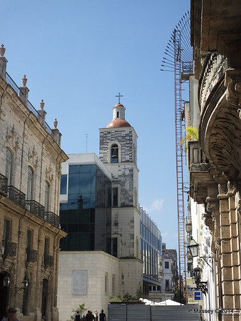 Church on Cuba Tacon Havana 10-02-2014 11-50-05