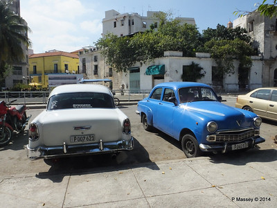 Cars Cuba Tacon Havana 10-02-2014 12-15-53