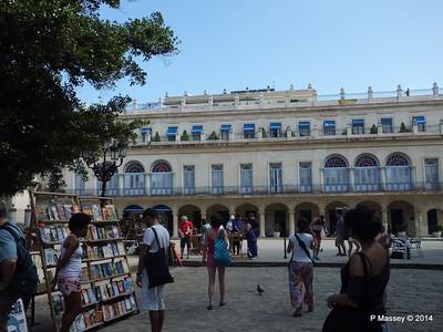 Book Market Hotel Santa Isabel Havana 10-02-2014 11-27-26