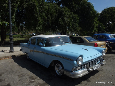 Ford on Cuba Tacon Havana 10-02-2014 12-15-11