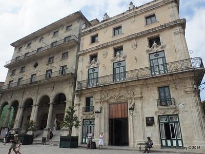 Palacio del Marqués de San Felipe y Santiago de Bejucal Hotel 10-02-2014 11-11-59