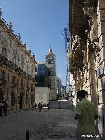 Church on Cuba Tacon Havana 10-02-2014 11-49-57
