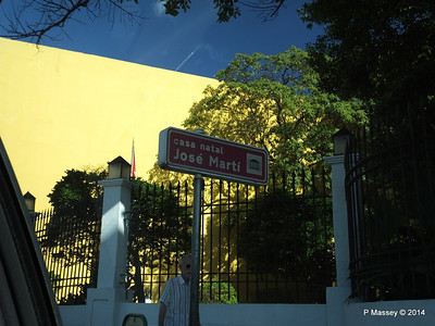 José Marti House Havana 02-02-2014 10-23-30