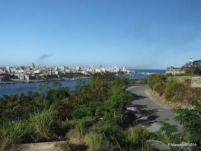 Overlooking Havana from Christ of Havana 02-02-2014 09-26-36