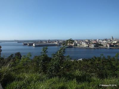 Overlooking Havana from Christ of Havana 02-02-2014 09-29-43
