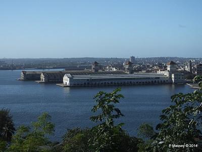Havana Cruise Terminal from Christ of Havana 02-02-2014 09-29-50