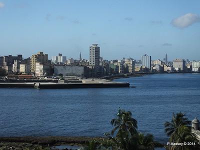 Havana Across the Bay from El Morro 02-02-2014 09-58-23