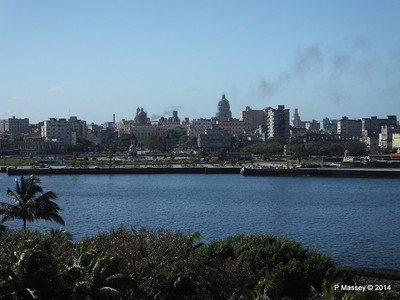 Havana Across the Bay from El Morro 02-02-2014 10-00-17