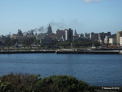 Havana Across the Bay from El Morro 02-02-2014 09-58-27