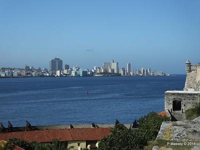Havana Across the Bay from El Morro 02-02-2014 10-00-04