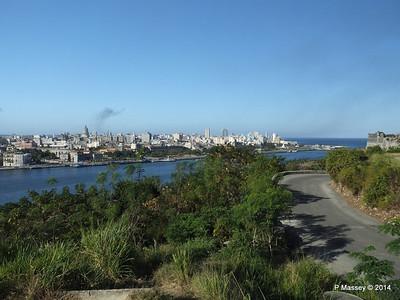Overlooking Havana from Christ of Havana 02-02-2014 09-26-33