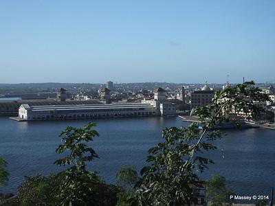 Havana Cruise Terminal from Christ of Havana 02-02-2014 09-29-53