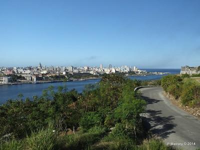 Overlooking Havana from Christ of Havana 02-02-2014 09-29-37