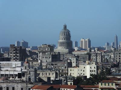 El Capitolio from Christ of Havana 02-02-2014 09-30-56