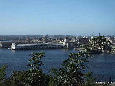 Havana Cruise Terminal from Christ of Havana 02-02-2014 09-29-54
