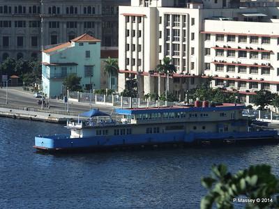 Club Los Marinos Seafood Restaurant from Christ of Havana 02-02-2014 09-31-29