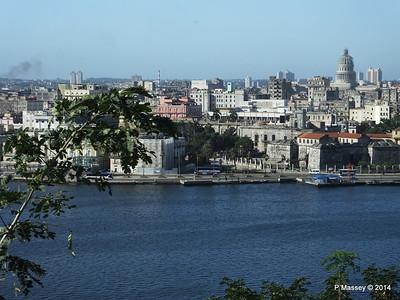 la Habana Vieja from Christ of Havana 02-02-2014 09-30-53